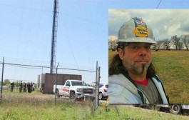 Tower tech's condition still critical after a safety climb failure in Texas; his rescuers are sacked
