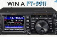 Win an FT-991 in the 2016 Dayton Game!