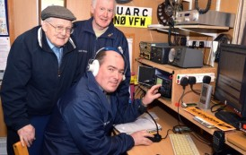 Amateur radio club is still making waves after 50 years