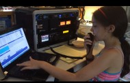 9 year old KM4IPF in CQ WPX SSB 2016 [ Video ]