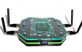 LimeSDR: Flexible, Next-generation, Open Source Software Defined Radio