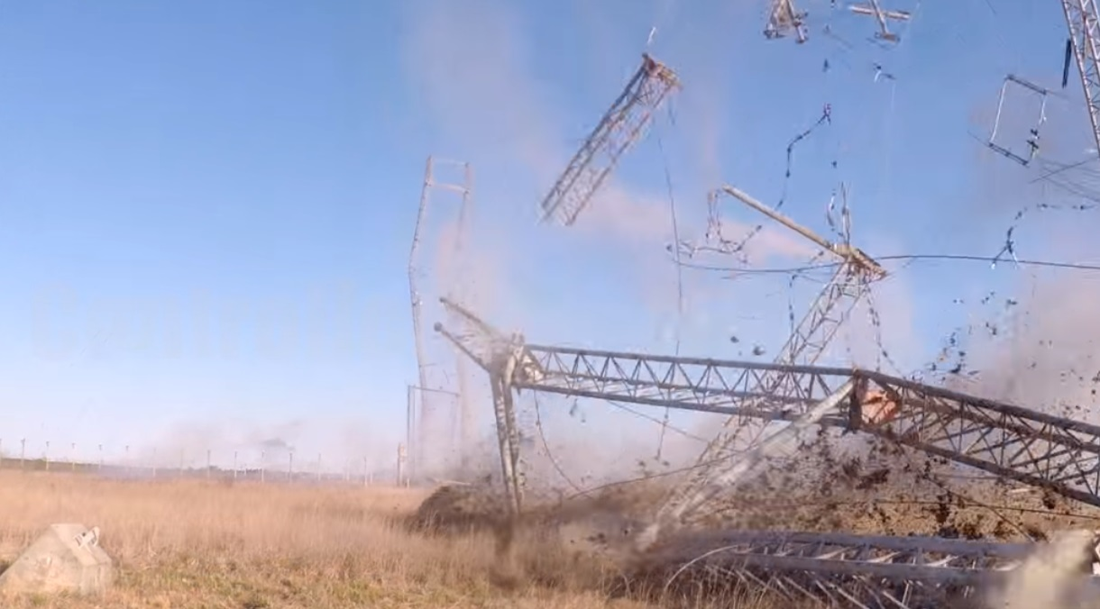 Voice Of America Radio Towers Controlled Demolition Inc
