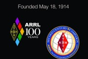 Happy Birthday ARRL !