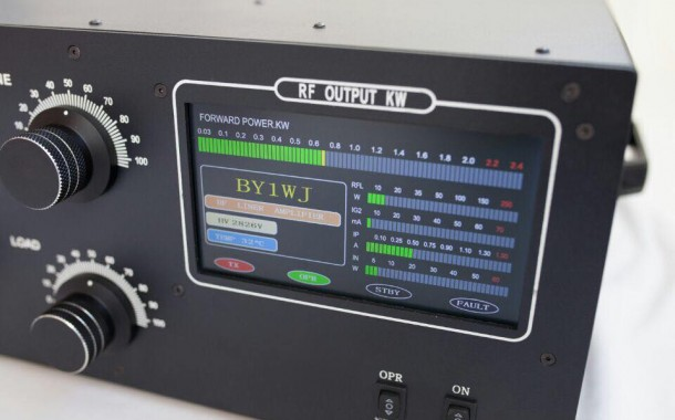 HF Linear 2KW HF2015DX – Chinese by BG5EFD