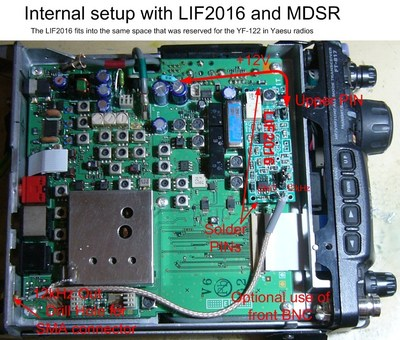 IES Communications announces an exclusive distribution agreement for ham radio MDSR Software Defined Radio kits for Eastern Canada