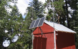 Harbor Freight Solar Panel for Ham Radio [ Video ]