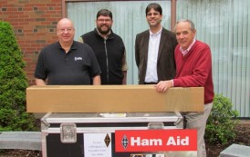 ARRL Ham Aid Gear Headed to Ecuador to Support Earthquake Relief, Recovery