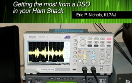 Digital Storage Oscilloscopes for Ham Radio Now Available