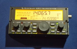Elecraft KX2 PSK31 Decoding Mode