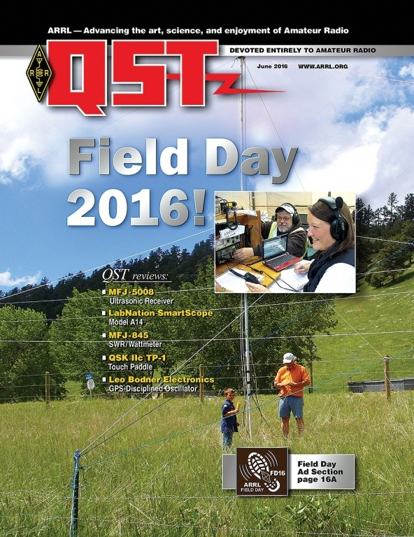 The June Issue of Digital QST is Now Available!
