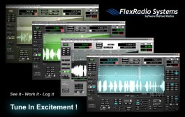 FlexRadio And SkySat Partnership Announcement