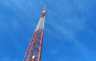 Climbing to the top of a 1700 foot tall tower to change a light bulb