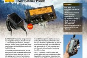 Elecraft KX2 announced at the Dayton Hamvention 2016