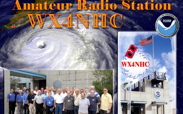 Annual Pre-Hurricane Season Station Test at WX4NHC Set for May 28