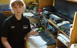 Leanne, M0OCL, (12) – Youngest UK person to pass Advanced Exam