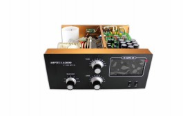 Amptec HF2015DX Amplifier [ First Video ]