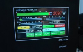 NEW! OM POWER 2000A+   2 KW – HF and 50MHz