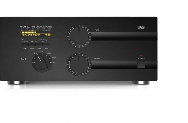 ACOM 1500HF + 6m LINEAR AMPLIFIER