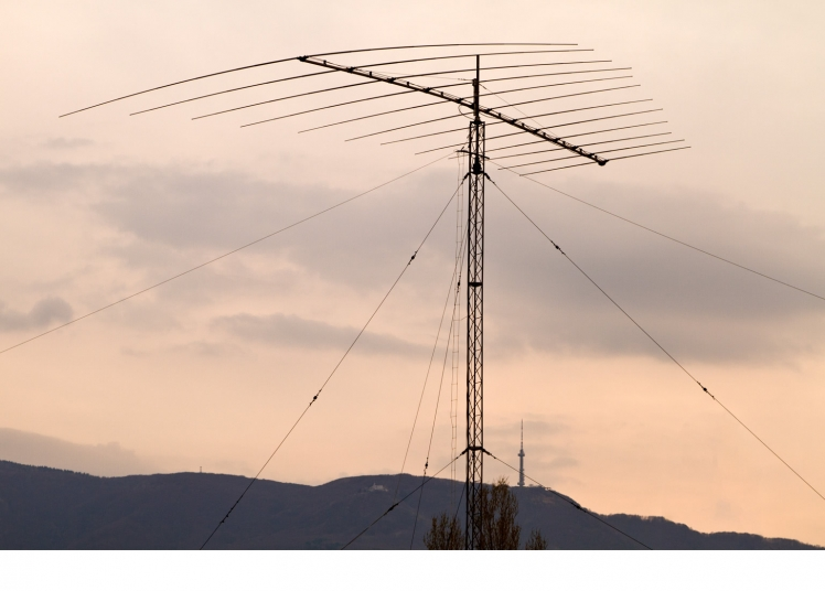 ACOM HF Log-periodic Antenna