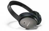 Bose unveils its first wireless noise-canceling headphones