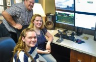 Ham radio family enjoys distant connections