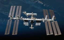 Signal Bounced from ISS Heard Across the Atlantic