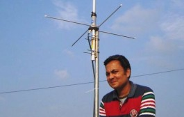 Nepal Radio Amateur Describes Earthquake Response Effort at West Coast Gathering