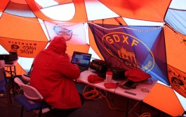 The VP8STI DXpedition Video