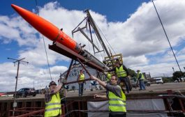 Nexø I Rocket Launched from the Baltic Sea, Tracked via Amateur Radio
