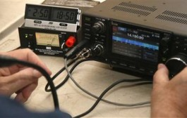 Ham radio operators have annual Field Day