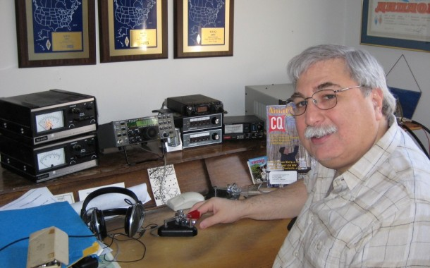 Doug Zwiebel, KR2Q, Named Director of CQ World Wide DX Contest