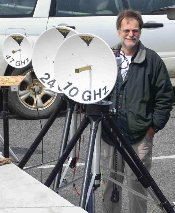 Amateur 47 GHz Allocation Avoids 5G Juggernaut in the US for Now, Worldwide Defense Continues