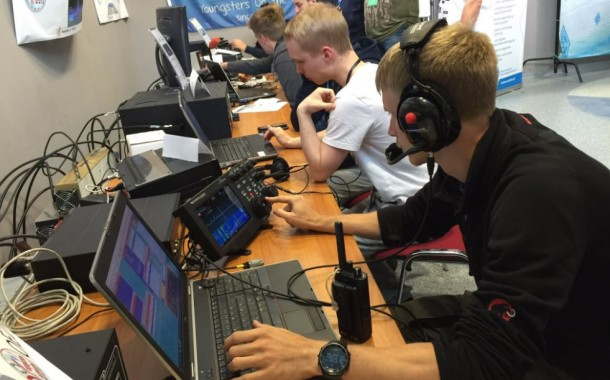Two Young Radio Amateurs are First Americans to Take Part in YOTA Camp