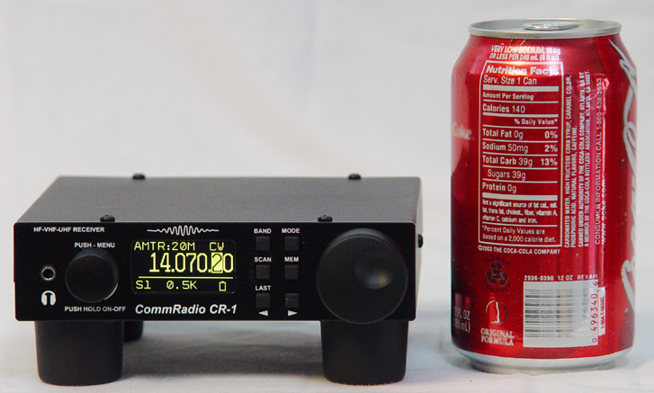 Review of the Commradio CR-1A