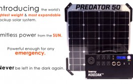 The Kodiak – Off Grid Home Solar System In A Box