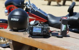 Ham Radio Rider To Doffo Winery Via 2016 Harley CVO Road Glide Ultra