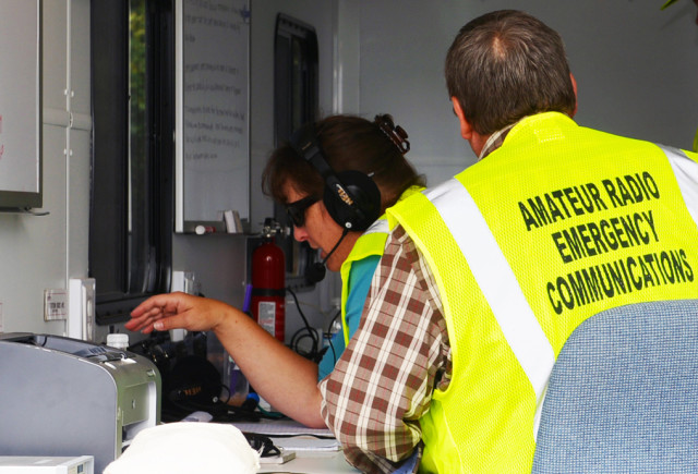 ARRL Webinar: Contesting as Training for Public Service Communications
