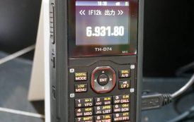 Kenwood TH-D74 APRS & DSTAR Radio [ Video ] – English Version