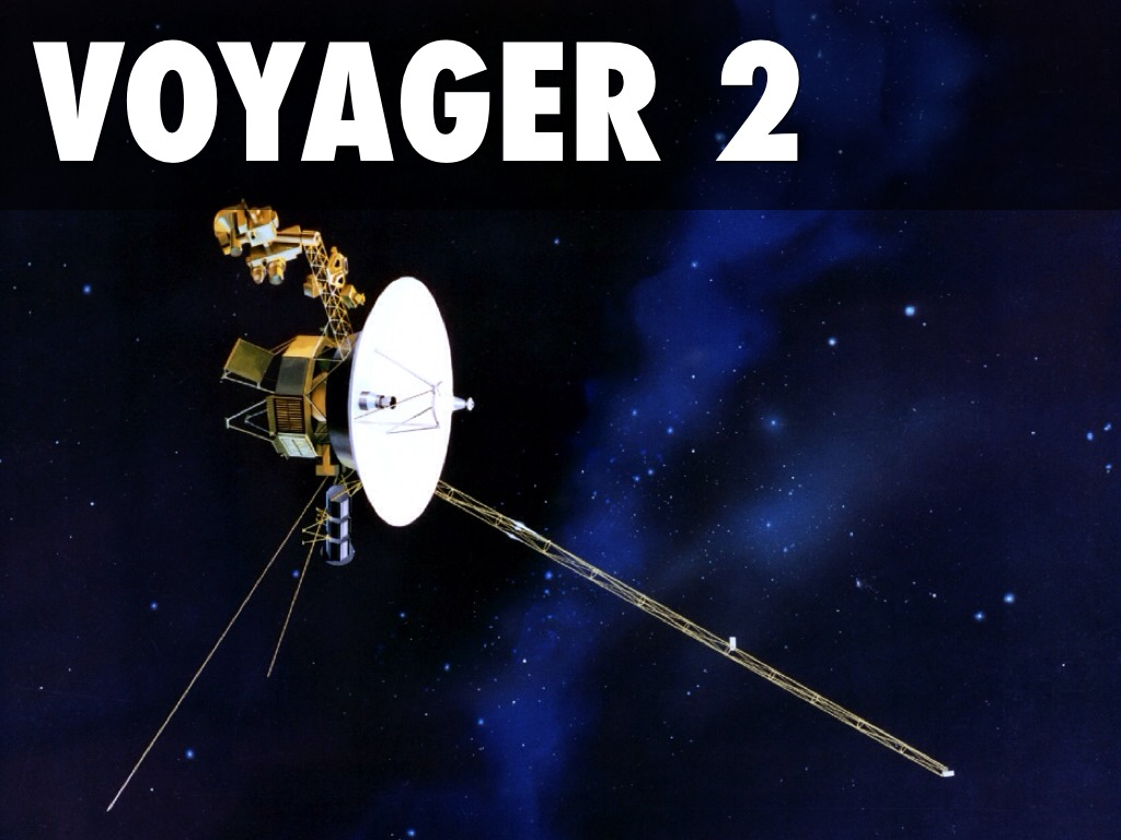 Happy Anniversary, Voyager 2 !