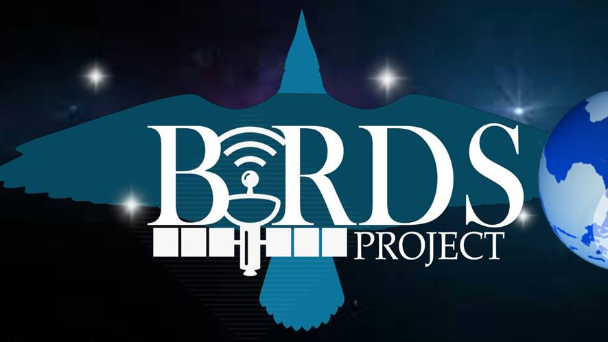 BIRDS cubesat-project-logo