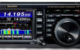 The New Yaesu FT-991A
