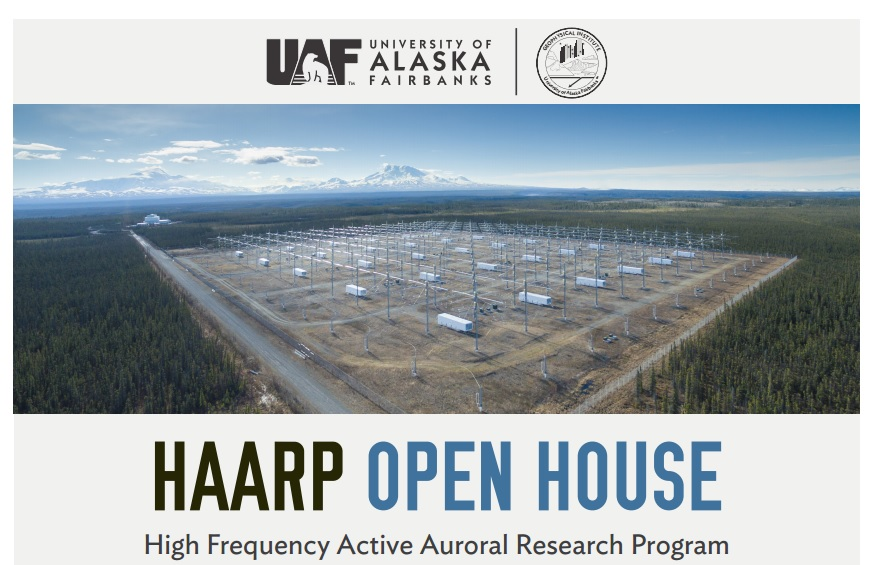 HAARP Open House this weekend !