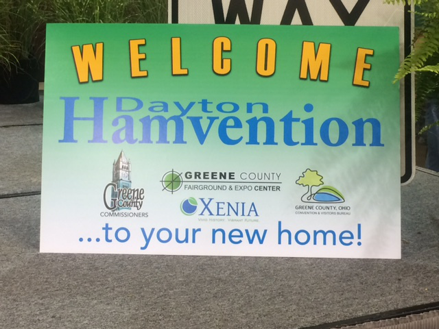 "New Hamvention Venue: ""You Will Be Very Impressed,"" Chairman Assures"