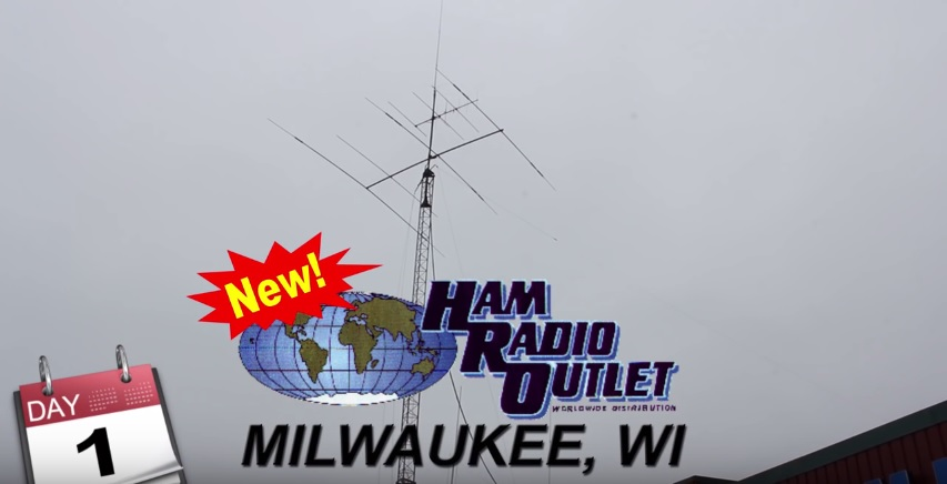 Ham Radio Outlet – Milwaukee, WI (Day 1)