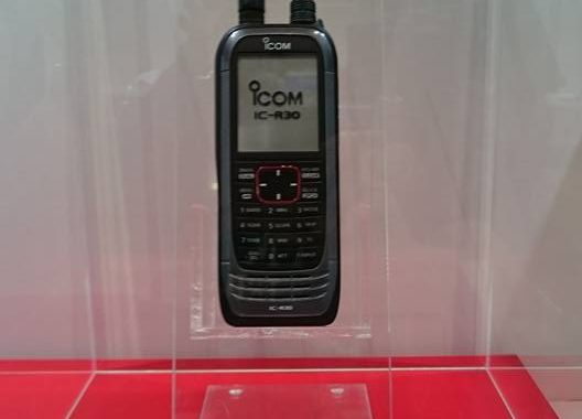 IC-R30 Communications Receiver (Handheld)