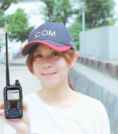 Icom Japan announced new model in 8 days!