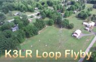 K3LR Loop Flyby [ HD Video ] – Contest Station