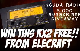 Win A Free KX2 From Elecraft