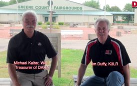 DX Engineering Visits the Hamvention Venue