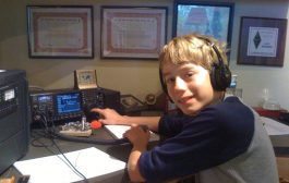 Growth in New Amateur Radio Licenses Ahead of Last Year's